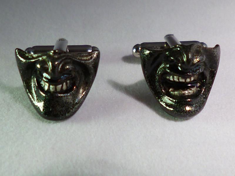 custom samurai cufflinks02